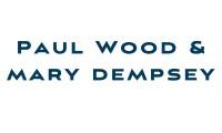 Paul Wood Mary Dempsey